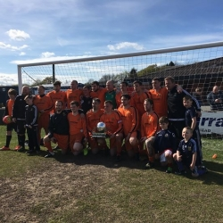 Northern Counties Cup Win 2015 - 2016