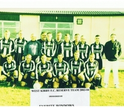 West Kirby FC History
