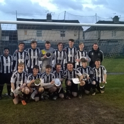 West Cheshire Youth Plate Winners 2015 - 2016
